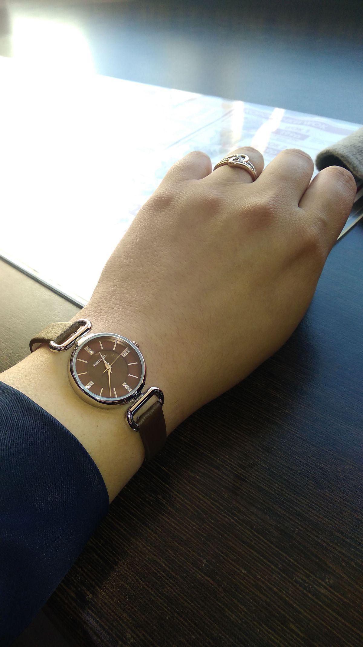 Часы - огонь)))