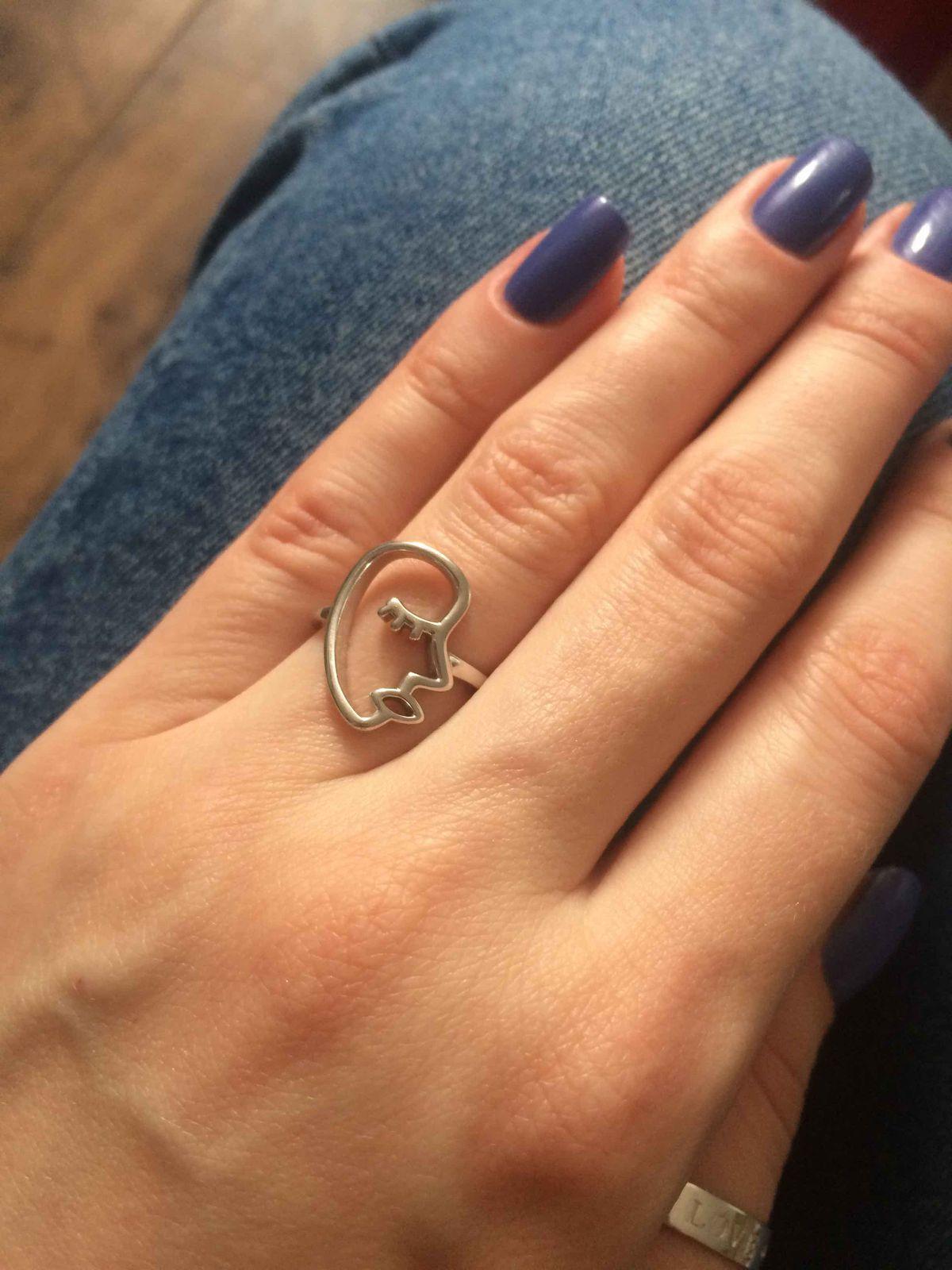 Кольцо в духе дали