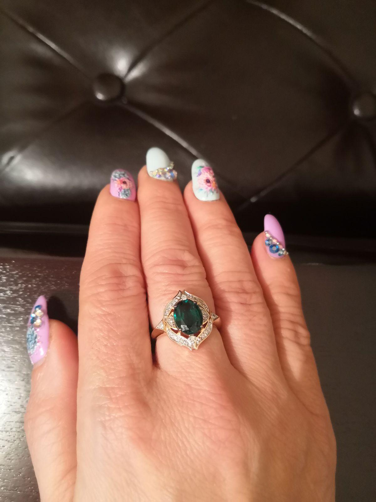 Магия изумруда и бриллиантов