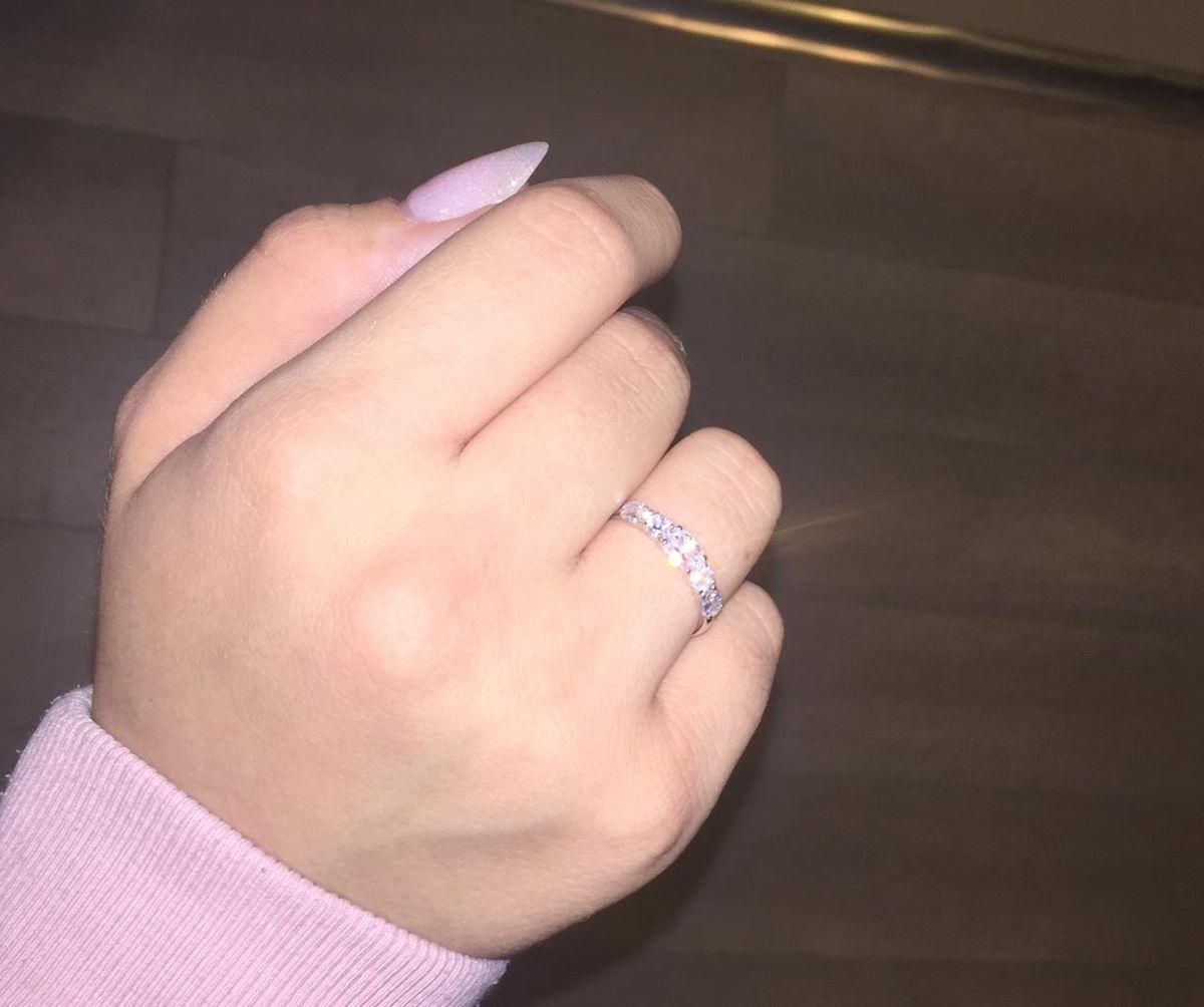 Деликатное кольцо
