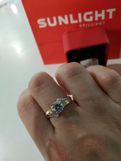 Кольцо нежное и милое, подарок для себя