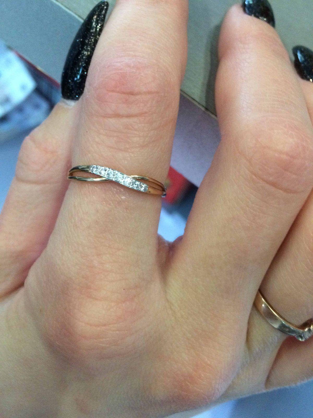 Золотое кольцо 😍