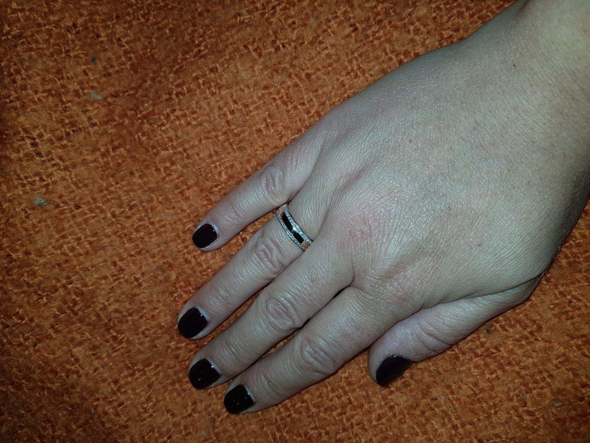 Красивое и аккуратное кольцо