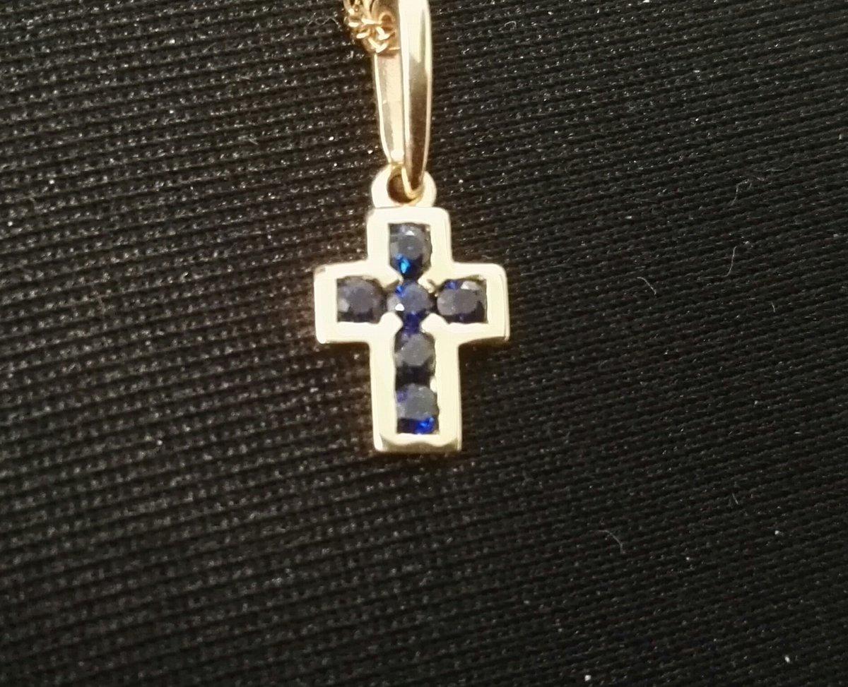 Миленький маленький крестик