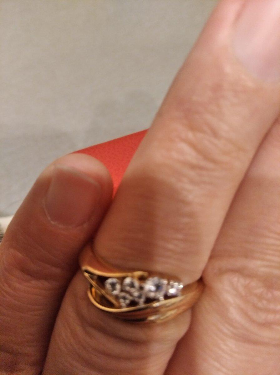 Очень красивое кольцо...очень