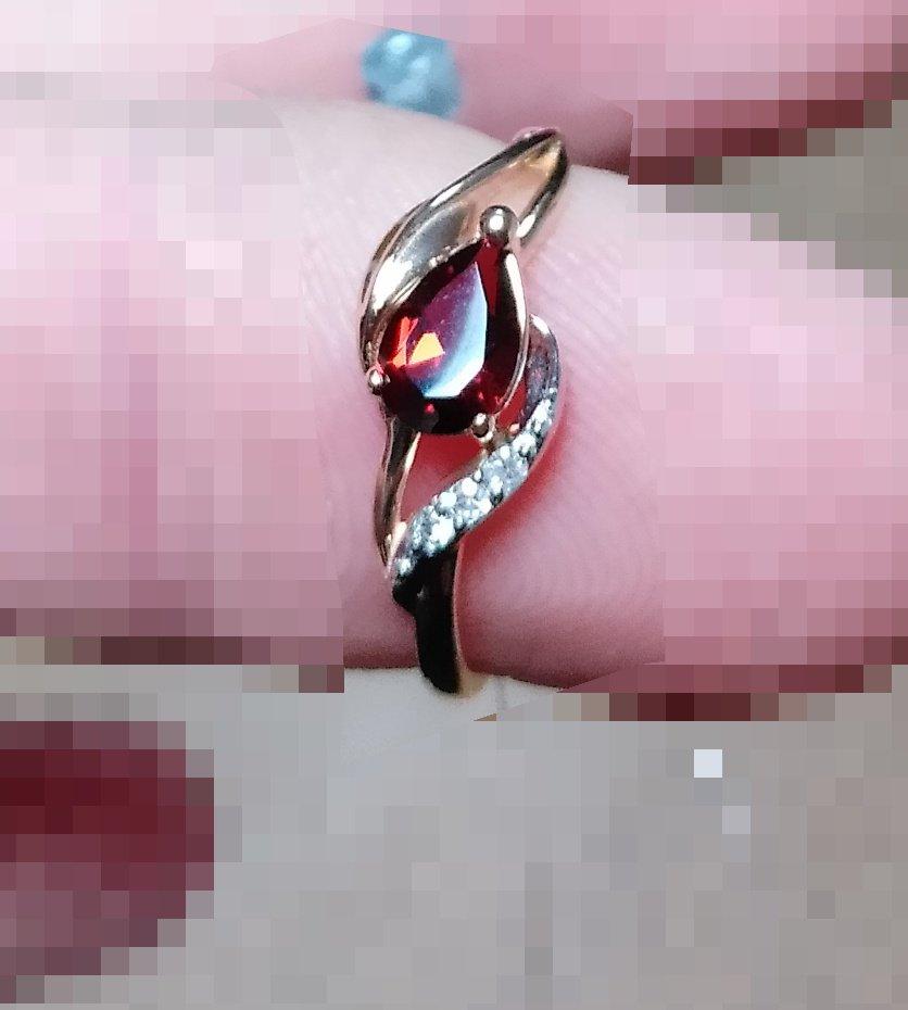 Хорошенькое кольцо