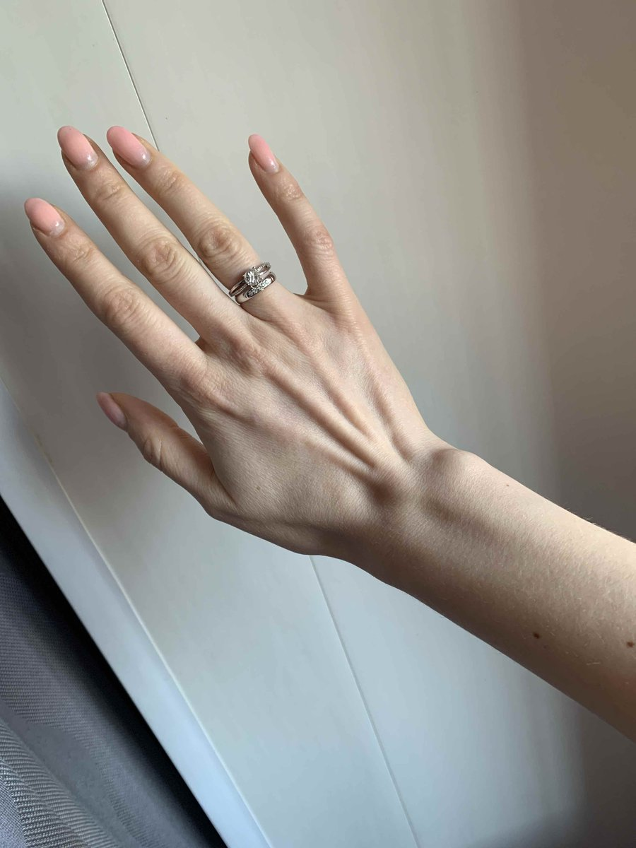 Кольцо обручальнон
