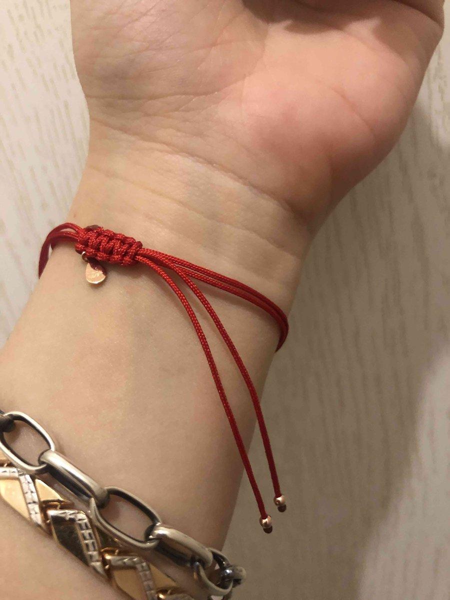 Нежный и локоничный браслет
