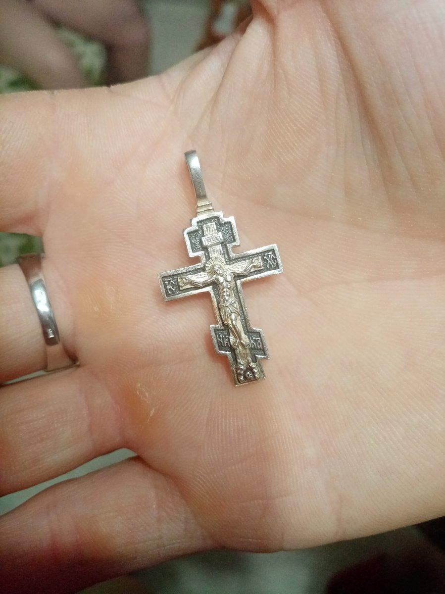 Красивый крест.