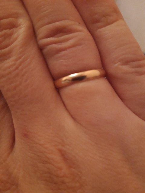 Кольца свадебные