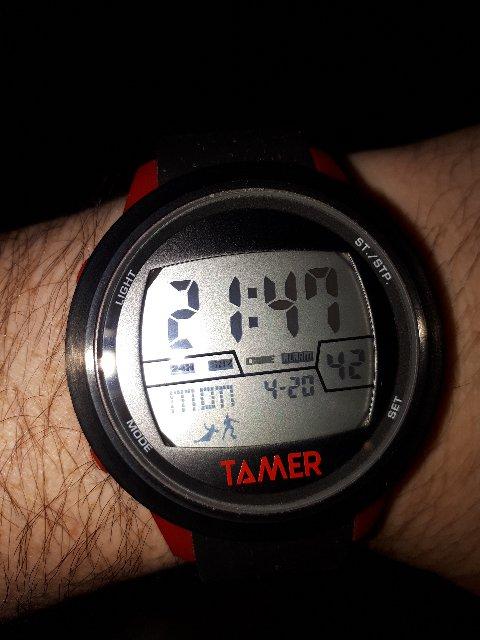 Часы без заморочек