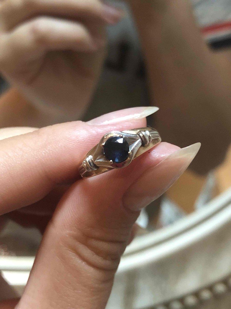 Вау кольцо!