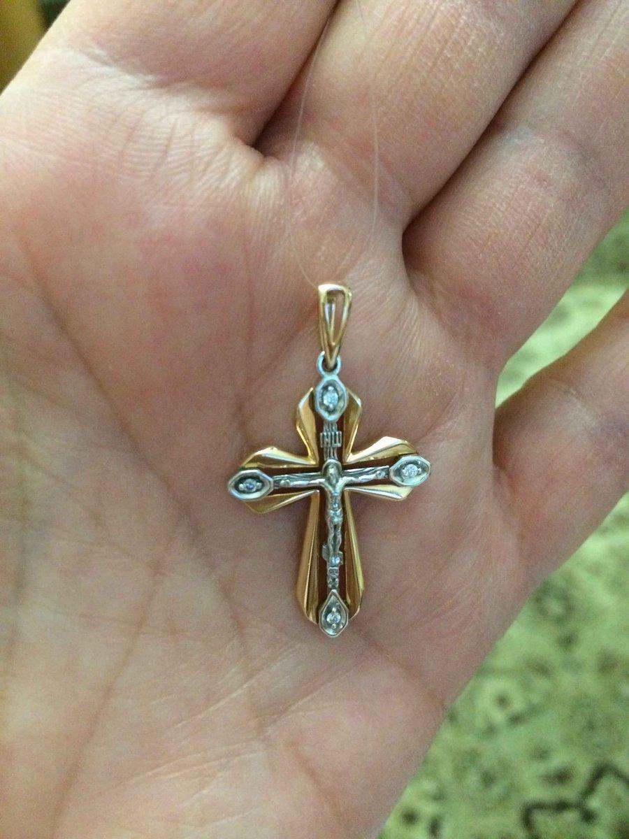 Первый крестик