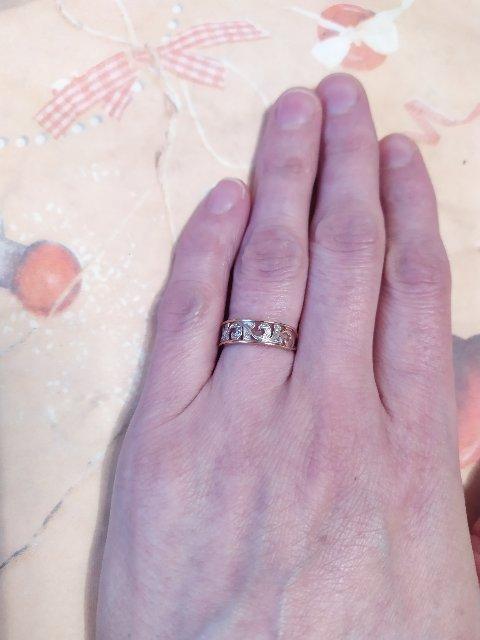 Достойное кольцо, очень давно я его хотела!
