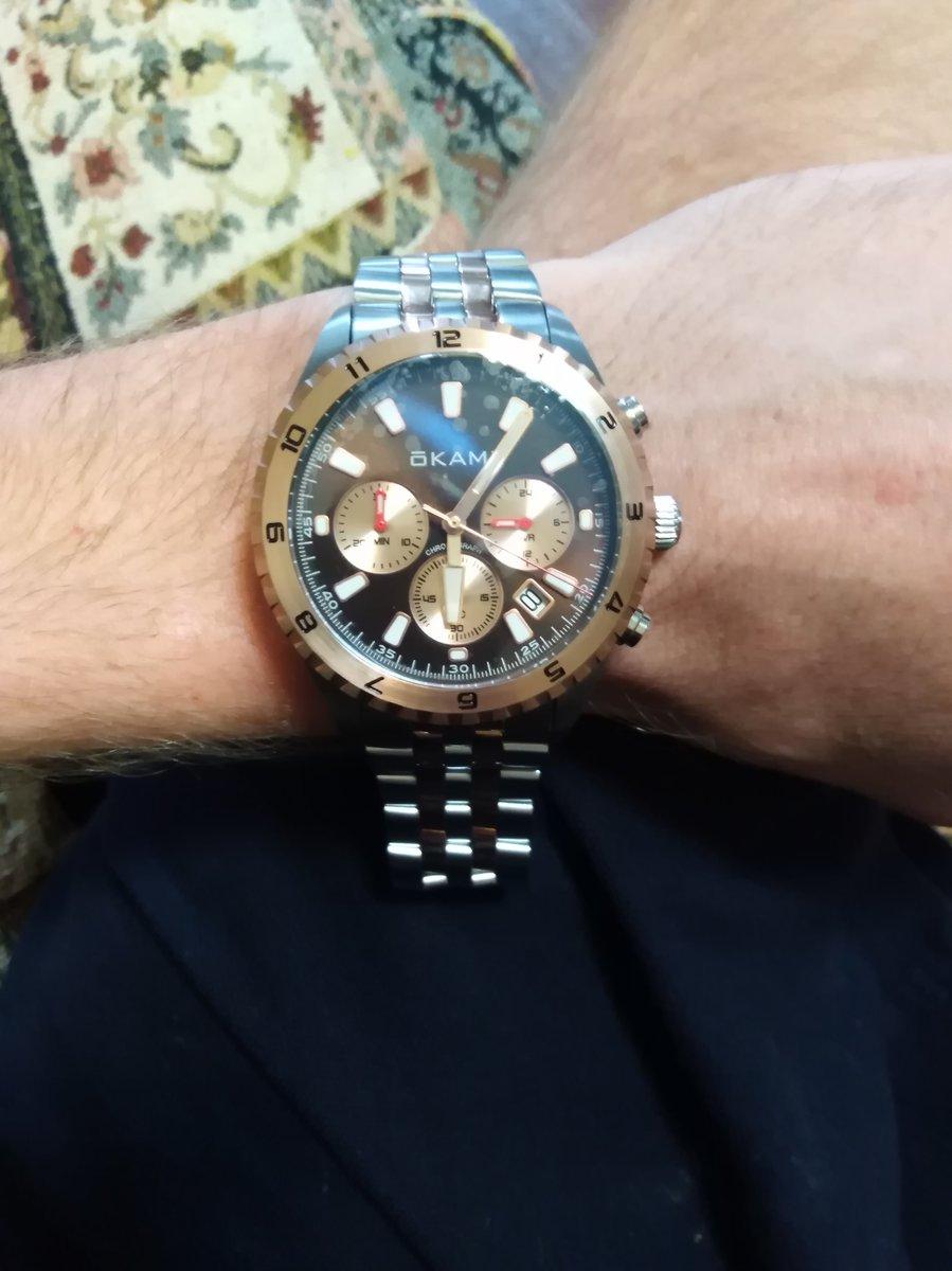 Классные мужские часы