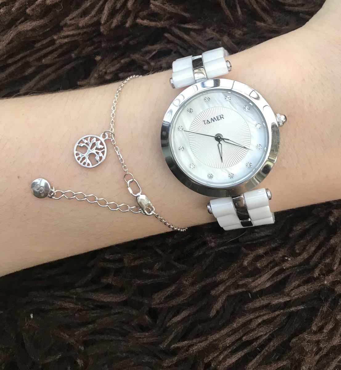 Серебреный браслет