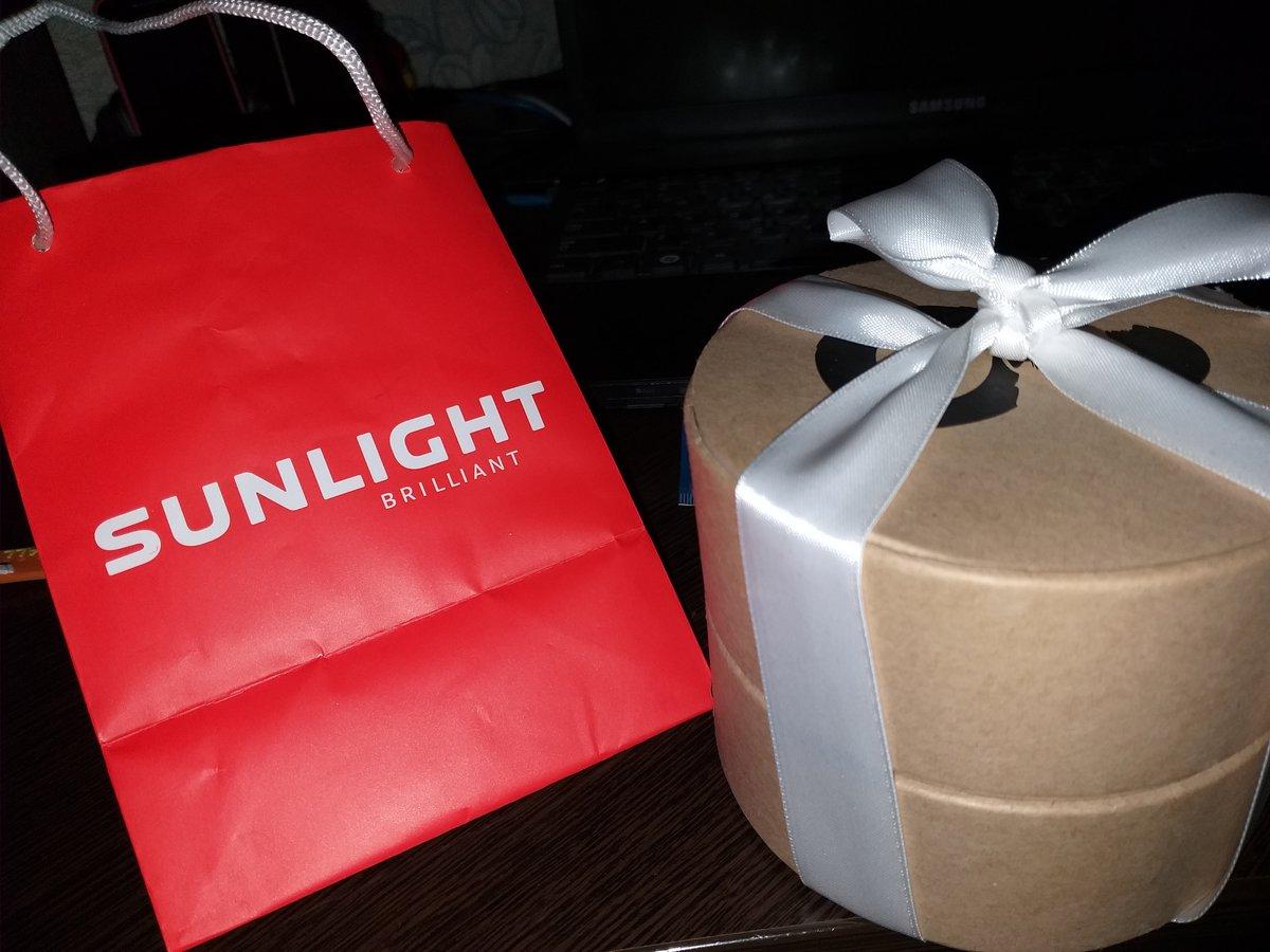 Купила на подарок