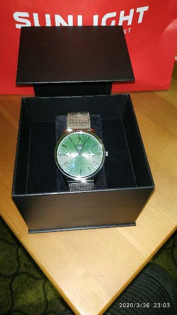 Часы от GS