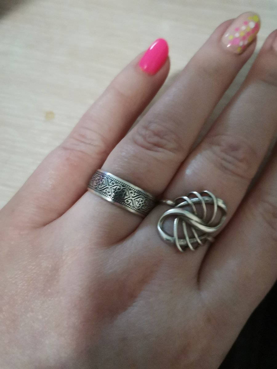 Прекрасное кольцо)