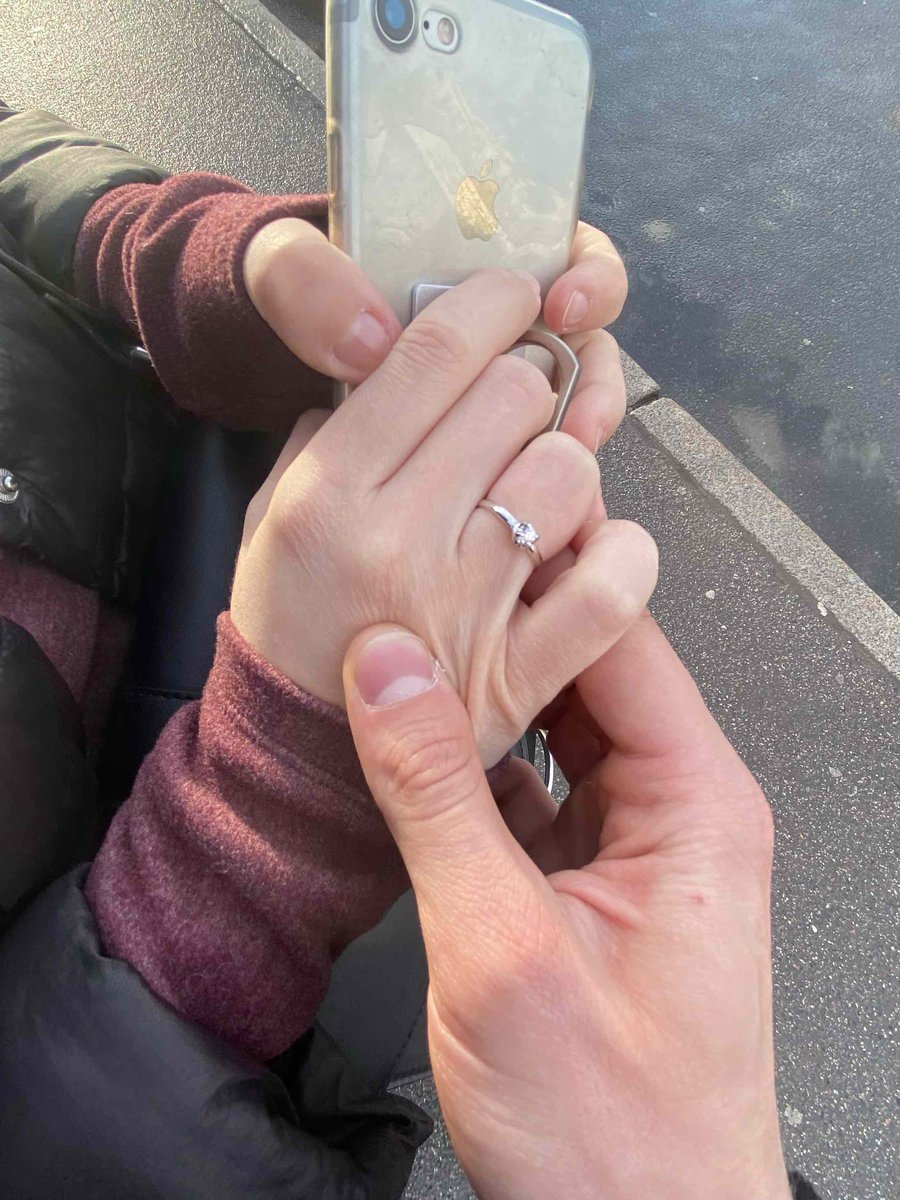 Хорошее кольцо для помолвки