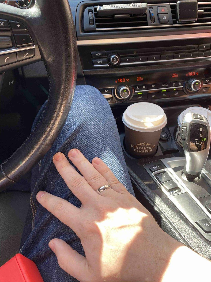 Отличное мужское обручальное кольцо