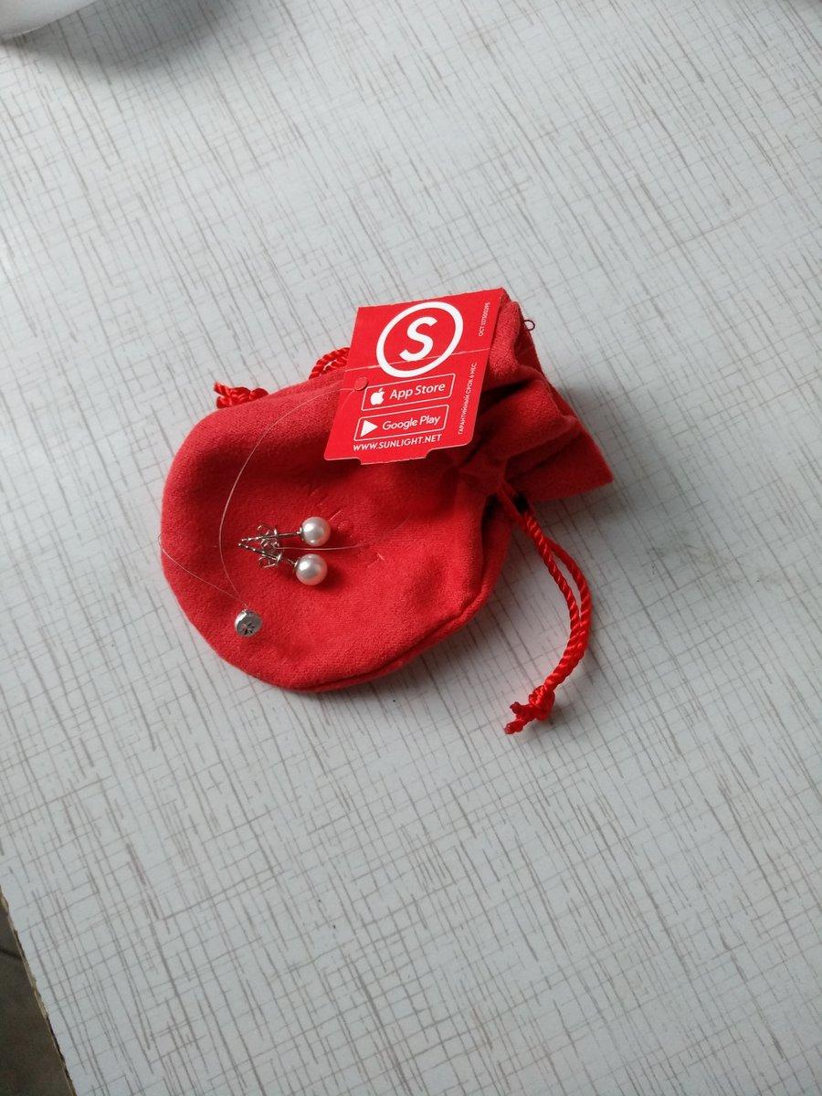 Сережки для малышки