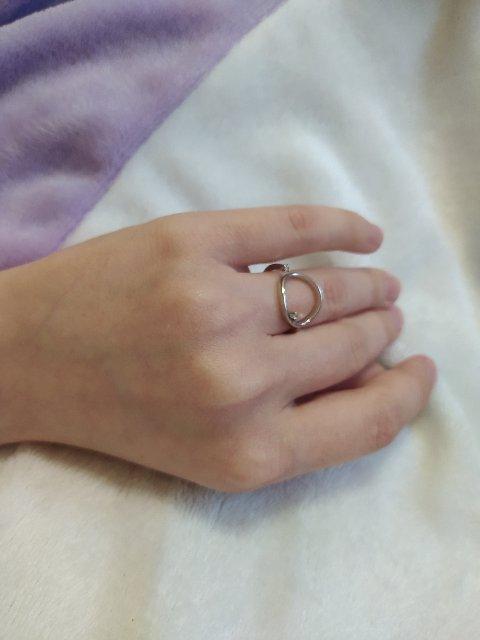 Очень красивое и необычное кольцо!