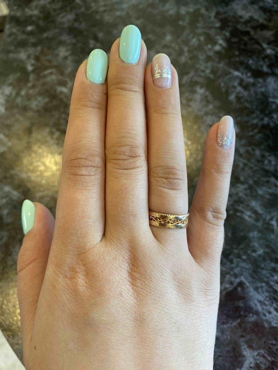 Чудо обручальное кольцо