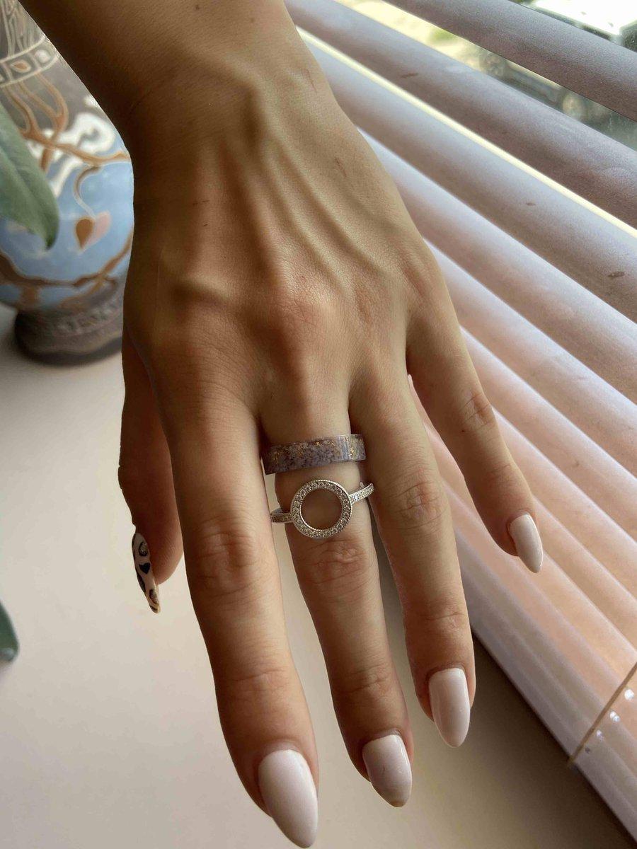 Кольцо 925 пробы серебро