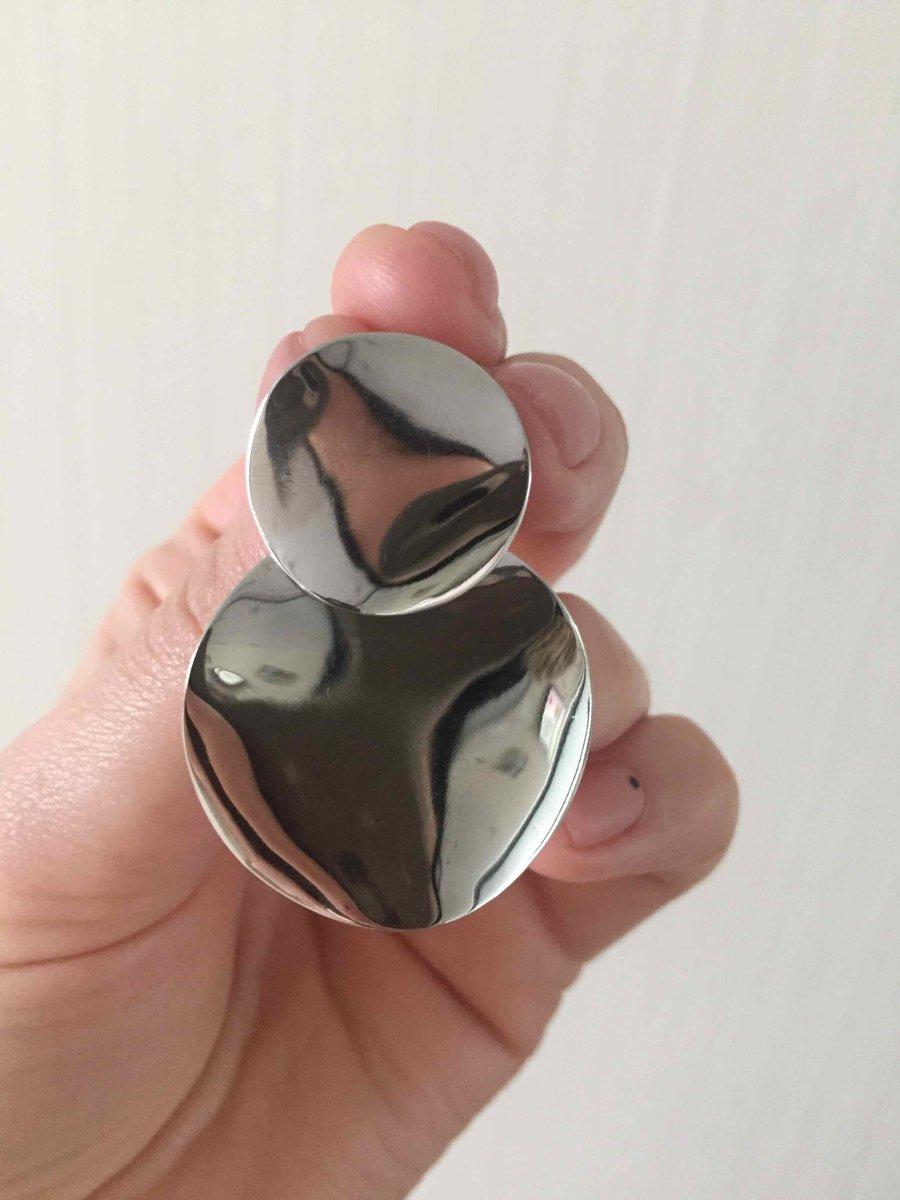 Серебреные серьги 🌟