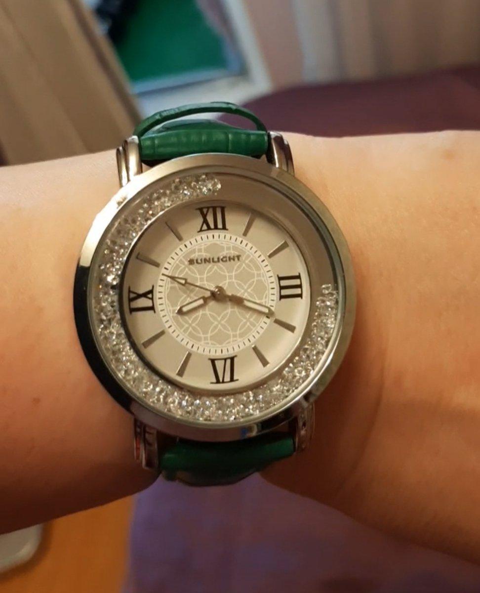 Третьи часы от Санлайт