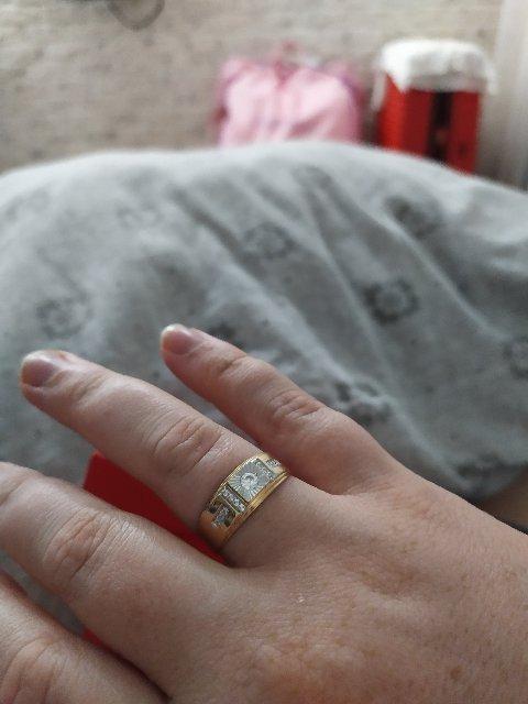 Кольцо для мужа