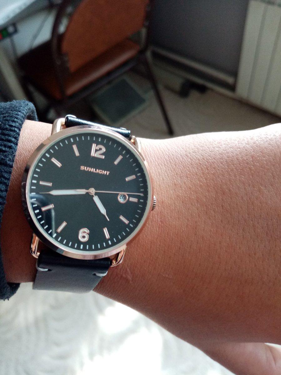 Часы позолоченные
