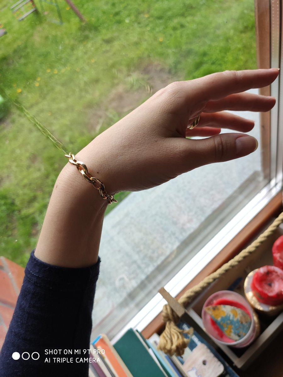 Элегантный и стильный браслет.