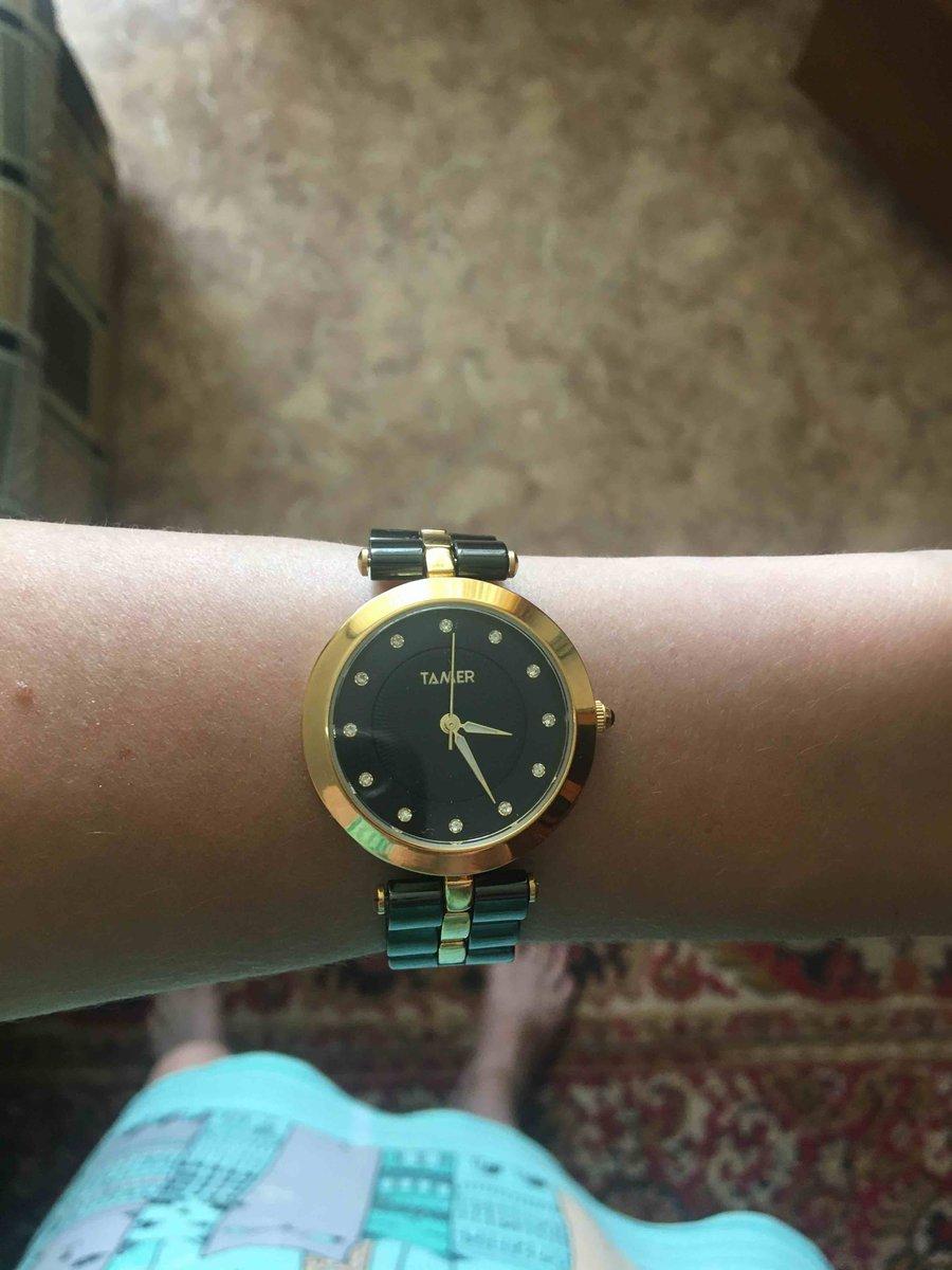 Мне очень понравились часы!