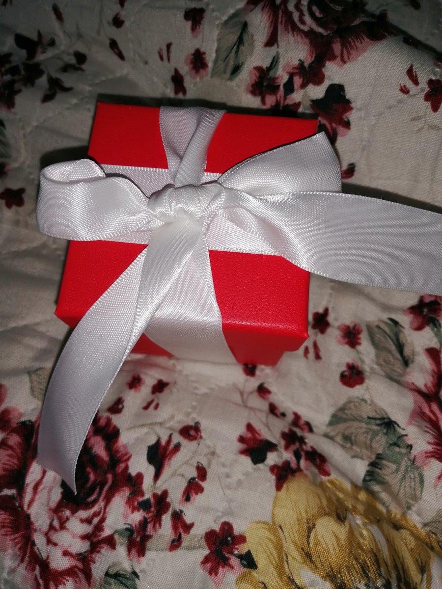 Прекрасный подарок.