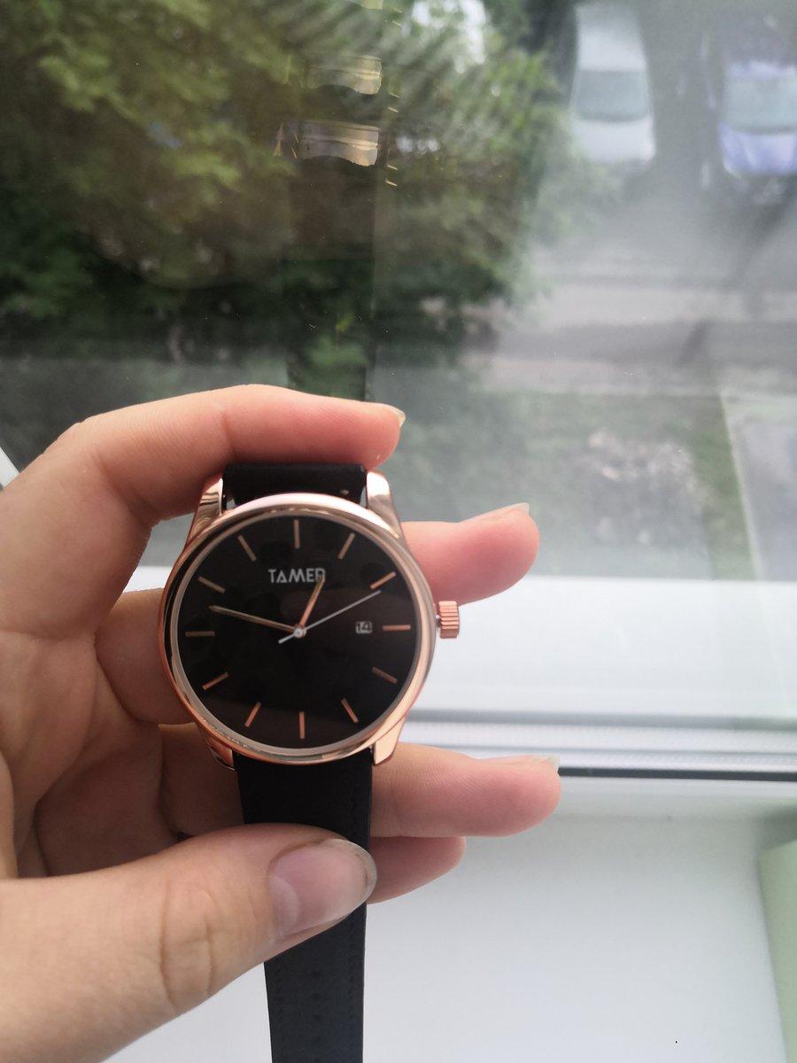 Часы очень порадовали!