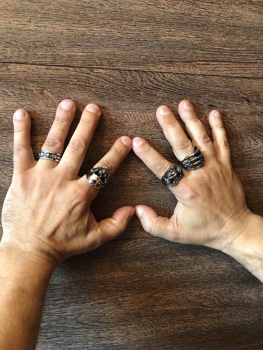 Отличное кольцо, Адамова голова
