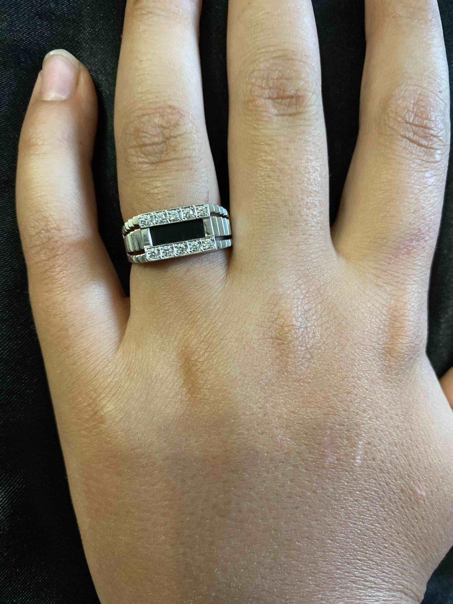 Перстень сыну.