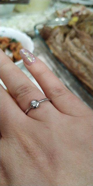 Очень элегантное кольцо 💍