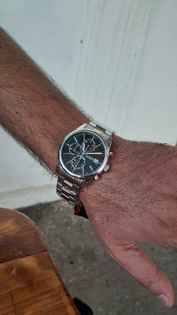 Часы бомба, очень грамотно и стильно