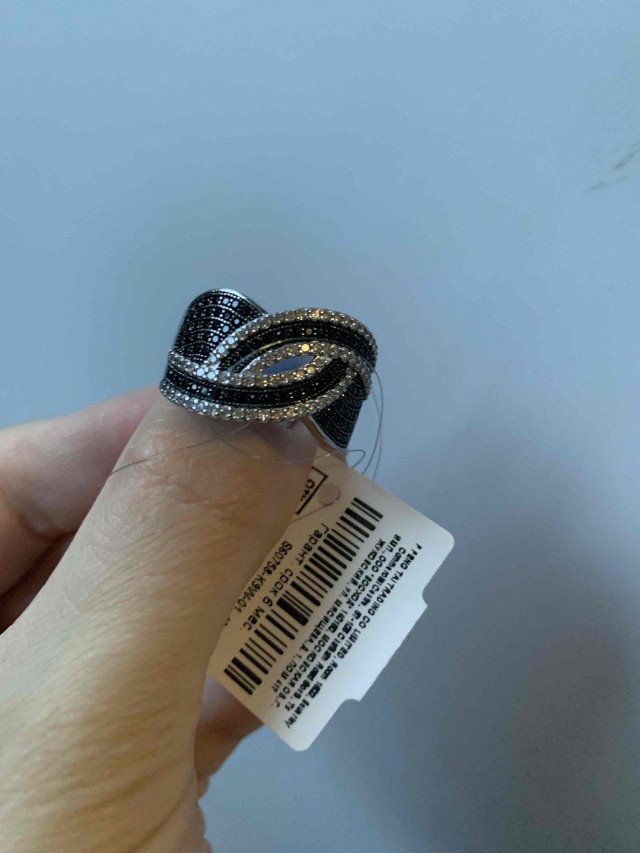 Прекрасное кольцо,необычного дизайна