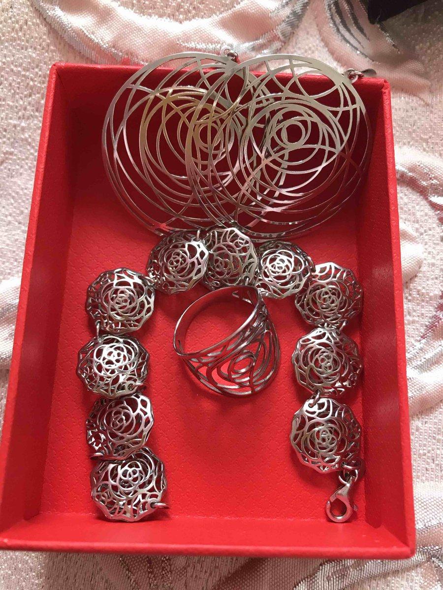 Воздушные сережки серебро