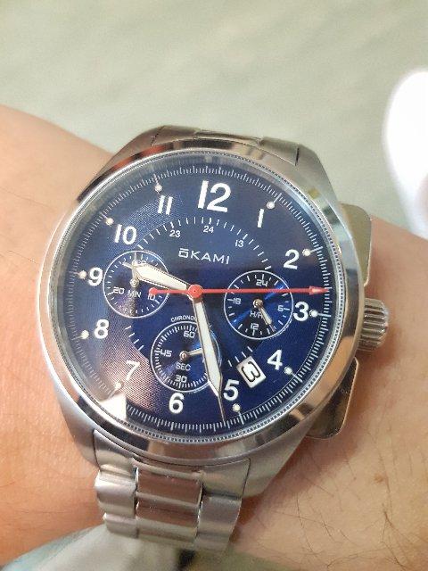 Часы коассные