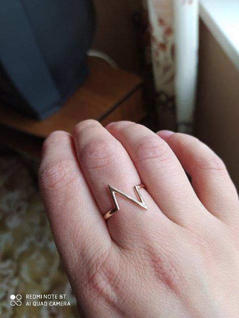 Серебряное кольцо с феанитами