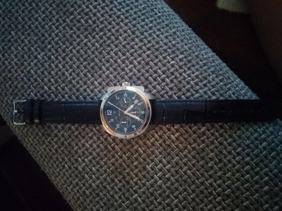 Хорошие часы за привлекательную цену!