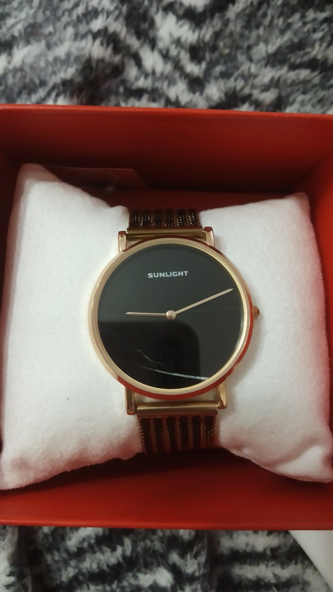 Часы Бренд: SUNLIGHT Модель: S351ARI-02BM