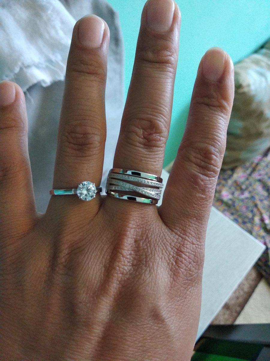 Балшая кольцо и красиво