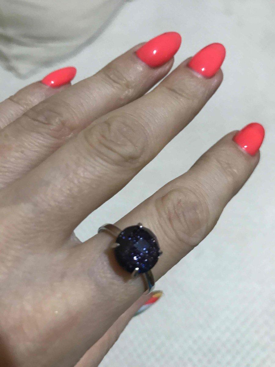 Кольцо из серии керамика и серебро