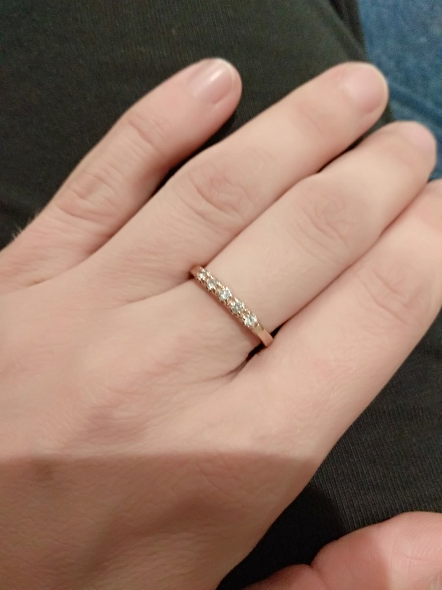 Колечко бриллианты якутии